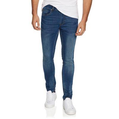 Fashion 4 Men - yd. Hetfield Skinny Jean Blue 30