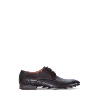 Fashion 4 Men - yd. Toronto Textured Shoe Chocolate 10