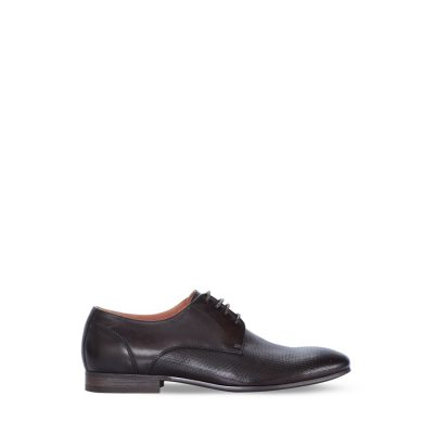 Fashion 4 Men - yd. Toronto Textured Shoe Chocolate 9