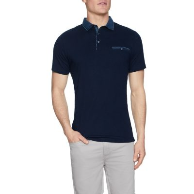 Fashion 4 Men - Tarocash Atlantic Polo Navy M