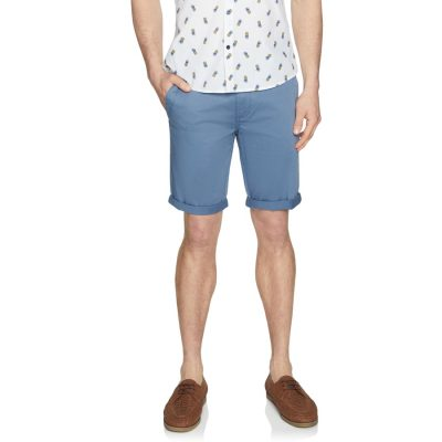Fashion 4 Men - Tarocash Jimmy Stretch Short Sky 35