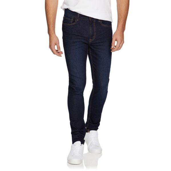Fashion 4 Men - yd. Hammett Slim Tapered Jean Dark Blue 40