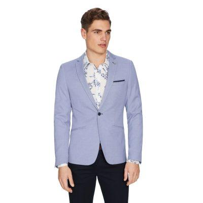 Fashion 4 Men - yd. Idola Jacket Cornflower Xs