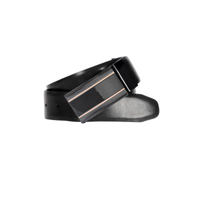 Fashion 4 Men - yd. Jett Reversible Belt Black/Tan 32