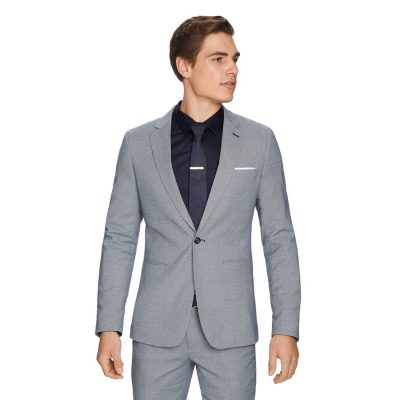 Fashion 4 Men - yd. Julian Skinny Suit Jacket Navy 36
