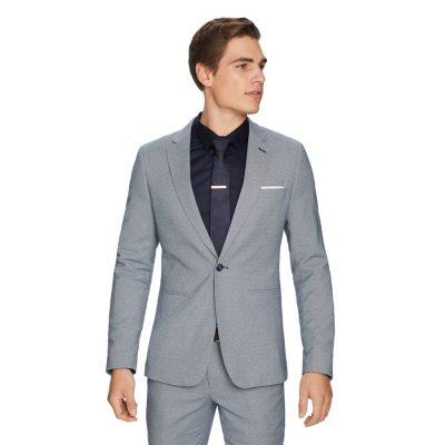 Fashion 4 Men - yd. Julian Skinny Suit Jacket Navy 40
