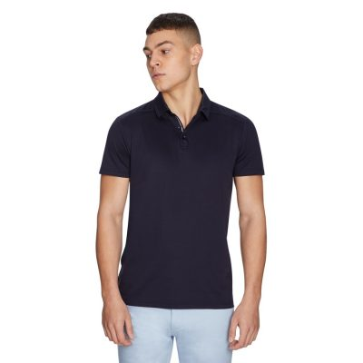 Fashion 4 Men - yd. Marino Polo Navy S