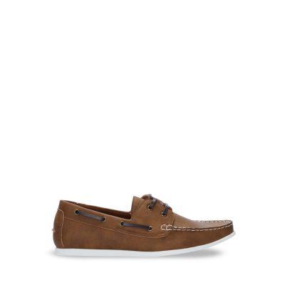 Fashion 4 Men - yd. Overboard Boat Shoe Tan 13
