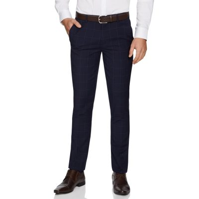 Fashion 4 Men - yd. Ricardo Skinny Dress Pant Navy 28