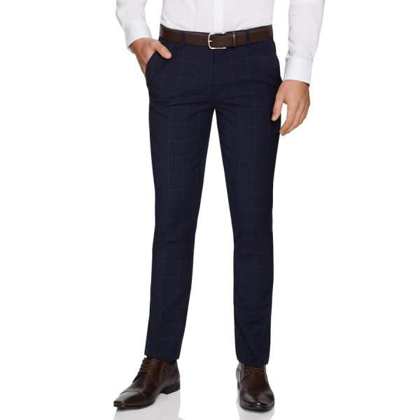 Fashion 4 Men - yd. Ricardo Skinny Dress Pant Navy 32