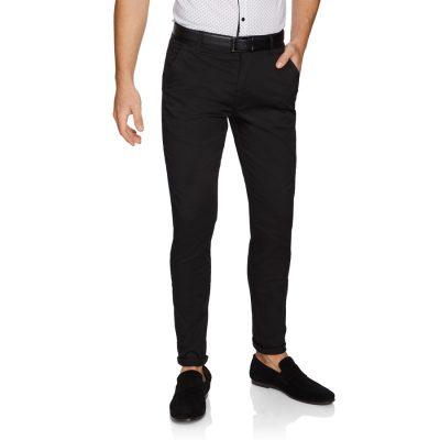 Fashion 4 Men - yd. Texas Skinny Chino Black 38