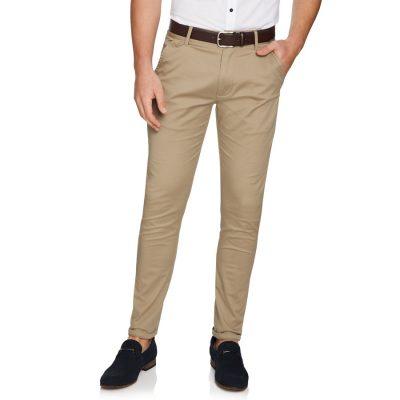 Fashion 4 Men - yd. Texas Skinny Chino Sand 28