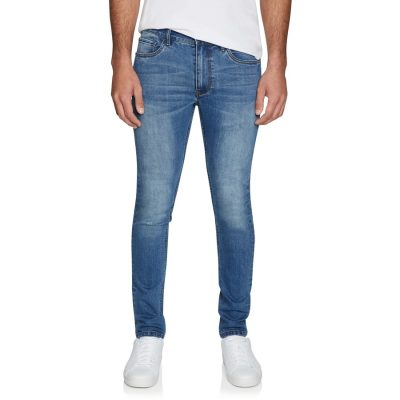 Fashion 4 Men - yd. Chester Slim Tapered Jeans Blue 28