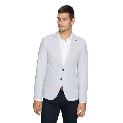 Fashion 4 Men - yd. Encore Blazer Grey L