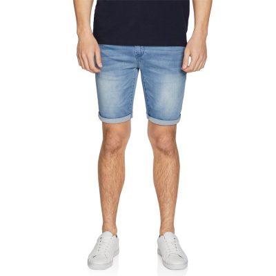 Fashion 4 Men - yd. Evans Denim Short Light Blue 33