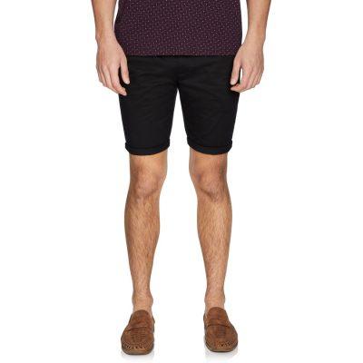 Fashion 4 Men - yd. Hamilton Short Black 32