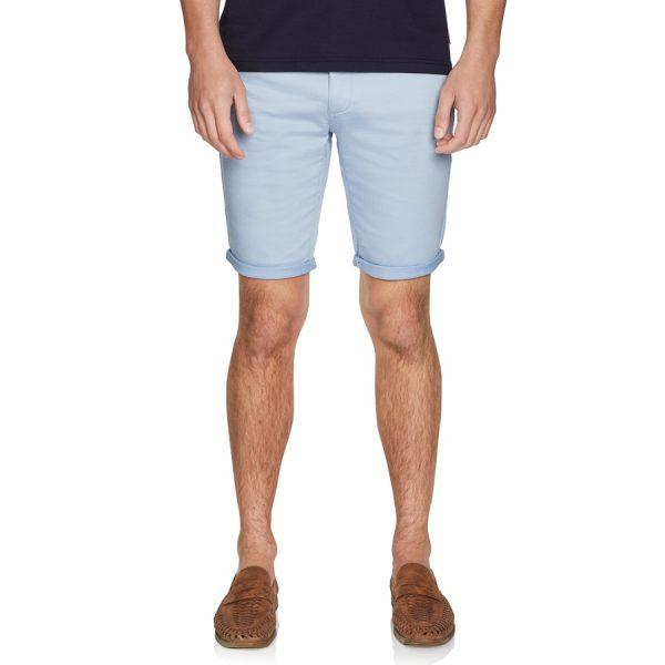 Fashion 4 Men - yd. Herston Chino Short Sky 26