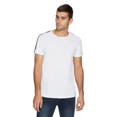 Fashion 4 Men - yd. Livingstone Tee White 3 Xl