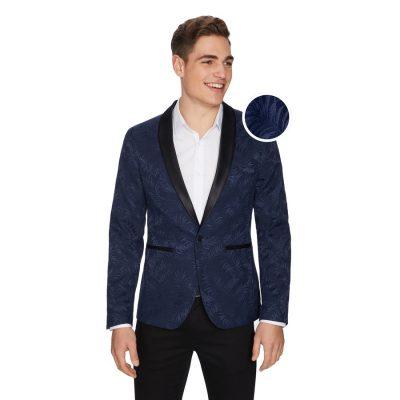 Fashion 4 Men - yd. Monaco Blazer Navy M