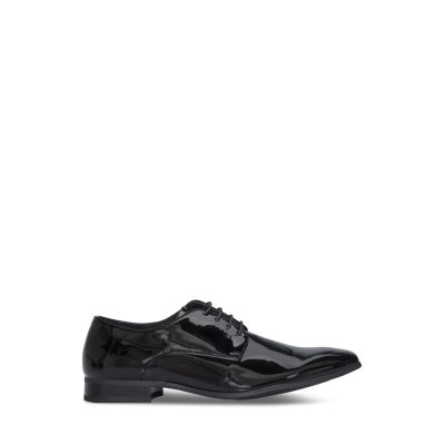 Fashion 4 Men - yd. Patent Dress Shoe Black 8