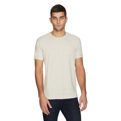 Fashion 4 Men - yd. Relaxed Basic Tee Natural S