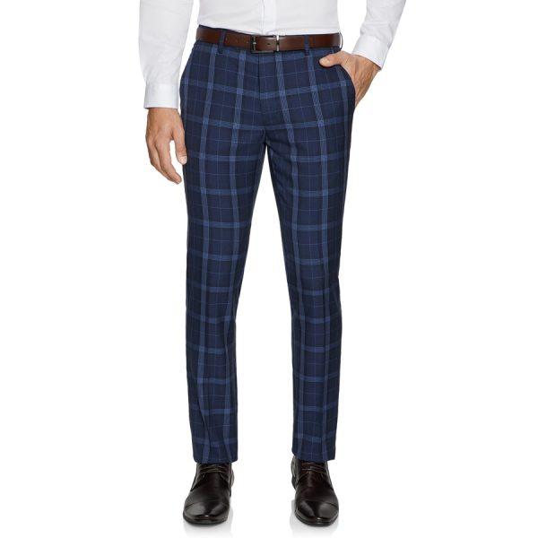 Fashion 4 Men - yd. Taylor Skinny Dress Pant Blue 34