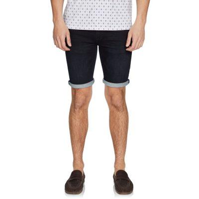 Fashion 4 Men - yd. Vince Denim Short Dark Blue 40