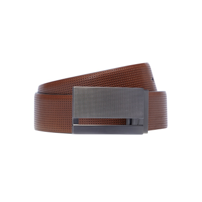 Fashion 4 Men - Tarocash Adrian Reversible Belt Tan/Black 32