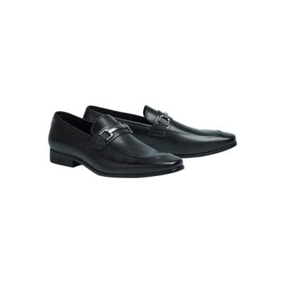 Fashion 4 Men - Tarocash Arc Buckle Dress Loafer Black 12