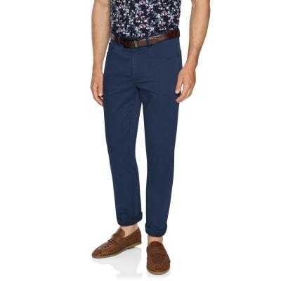 Fashion 4 Men - Tarocash Benny Stretch 5 Pkt Pant Royal 35