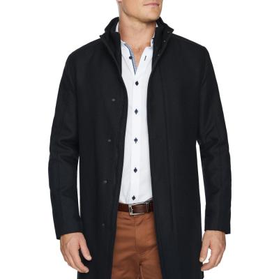 Fashion 4 Men - Tarocash Biloxi Coat Black Xl