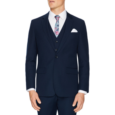 Fashion 4 Men - Tarocash Dunstan Suit Jacket Navy 34