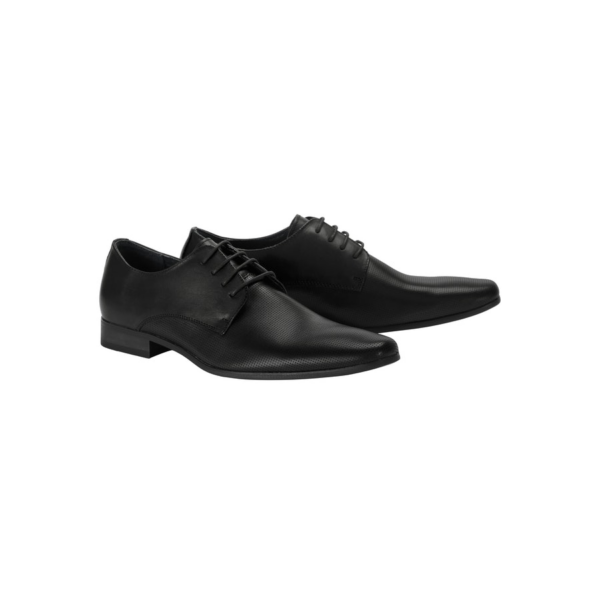 Fashion 4 Men - Tarocash Felix Textured Dress Shoe Black 9