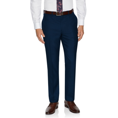 Fashion 4 Men - Tarocash Hilton Slim Pant Blue 42