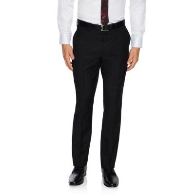 Fashion 4 Men - Tarocash Jax Slim Wool Pant Black 30