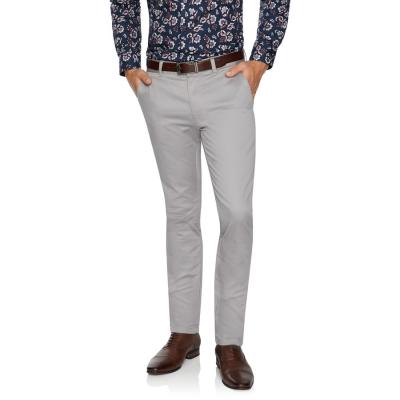 Fashion 4 Men - Tarocash Jeremy Slim Stretch Pant Ice 35