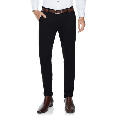 Fashion 4 Men - Tarocash Joel Skinny Stretch Pant Black 36