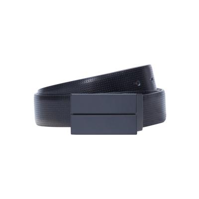 Fashion 4 Men - Tarocash Marco Reversible Belt Black Brown 42