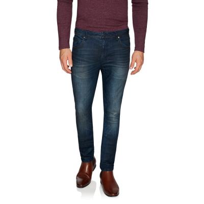 Fashion 4 Men - Tarocash Merv Skinny Jean Vintage Blue 38