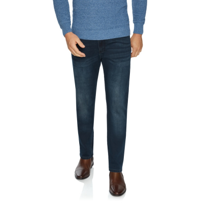 Fashion 4 Men - Tarocash Michigan Regular Knit Jean Midnight 30