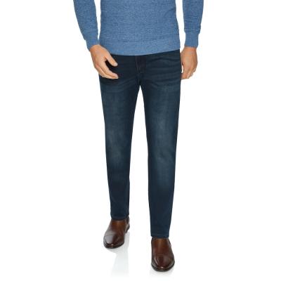 Fashion 4 Men - Tarocash Michigan Regular Knit Jean Midnight 36