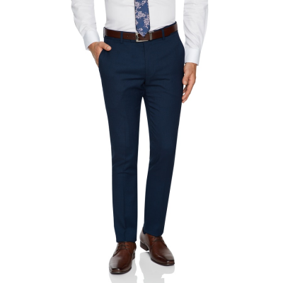 Fashion 4 Men - Tarocash Montford Skinny Pant Navy 35