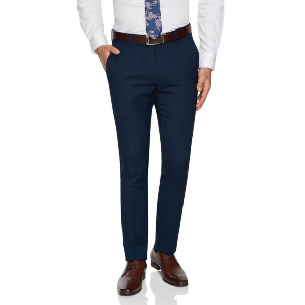 Fashion 4 Men - Tarocash Montford Skinny Pant Navy 38