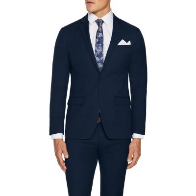 Fashion 4 Men - Tarocash Montford Skinny Suit Jacket Navy 36