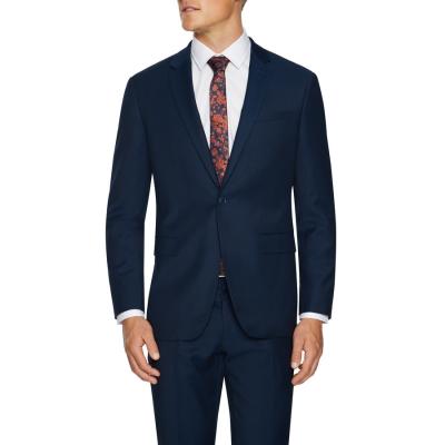 Fashion 4 Men - Tarocash Monty Stretch Suit Jacket Navy 46