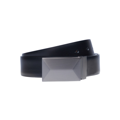 Fashion 4 Men - Tarocash Rome Reversible Belt Black/Choc 40
