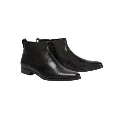 Fashion 4 Men - Tarocash Rome Side Zip Boot Black 11