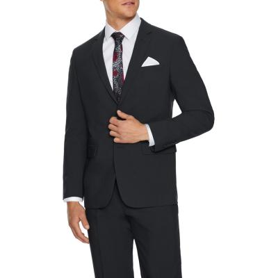 Fashion 4 Men - Tarocash Ronnie Stretch Suit Jacket Charcoal 48