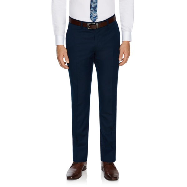 Fashion 4 Men - Tarocash Seth Slim Stretch Pant Navy 38