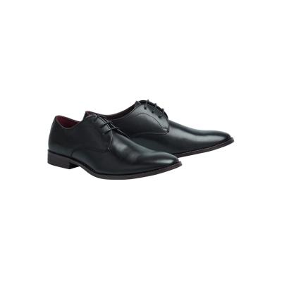 Fashion 4 Men - Tarocash Sinclair Lace Up Shoe Black 9